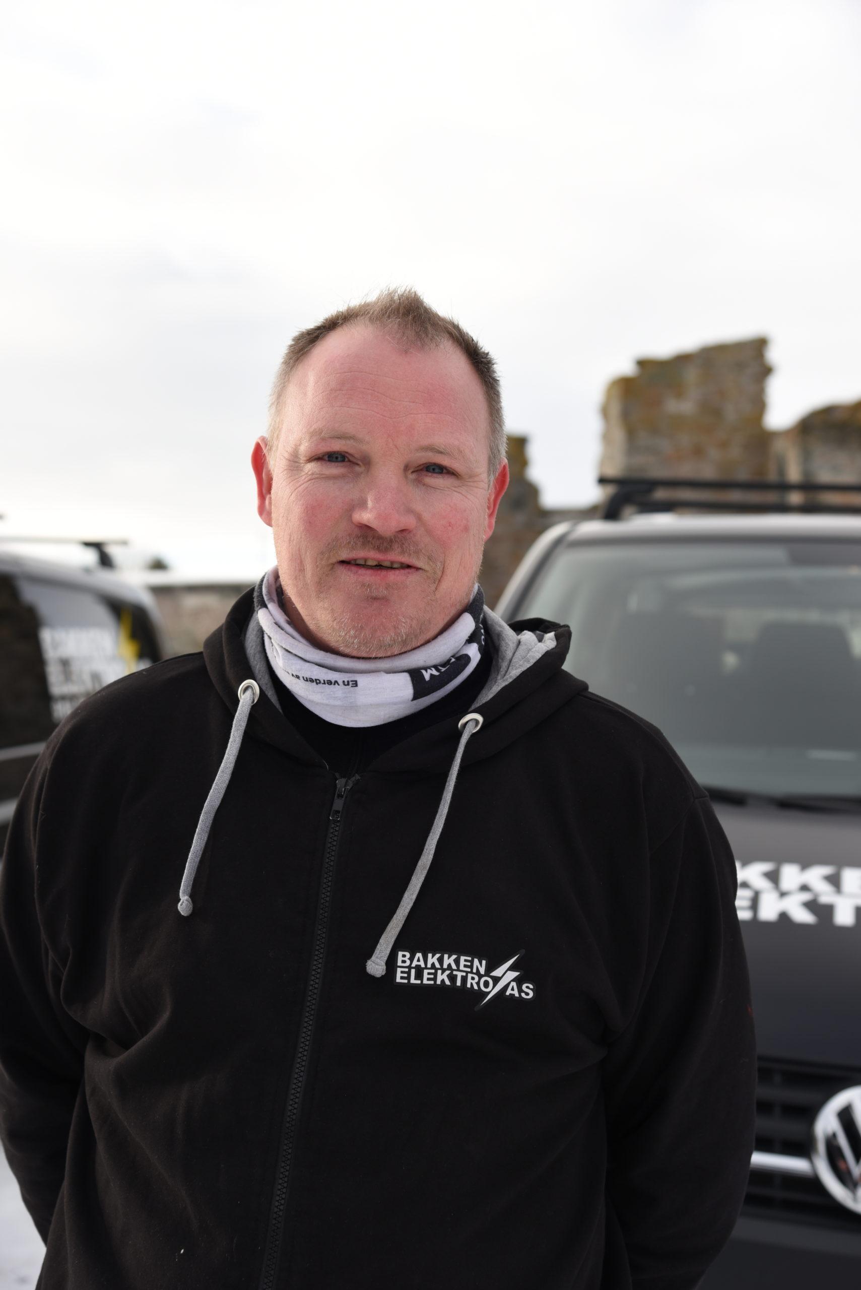 Ronald Stav : Elektromontør
